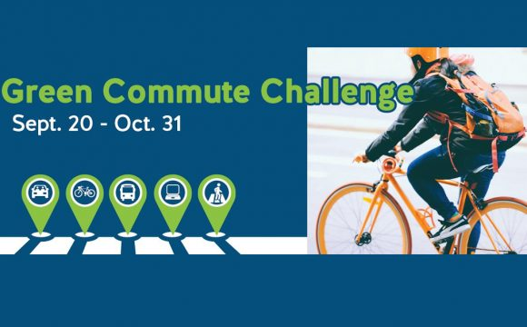 Are you ready to Green Commute?